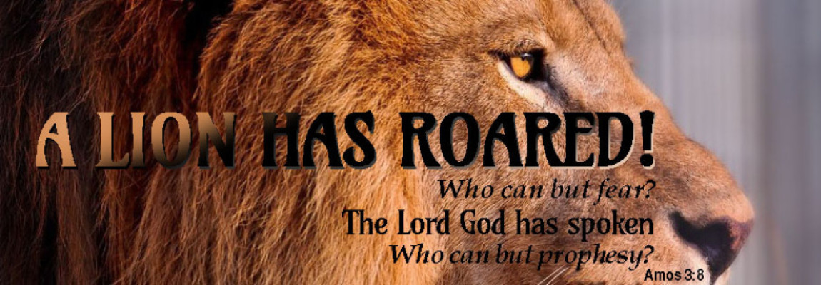 Daniels Vision And The Lion Of The Tribe Of Judah A Lion Has Roared
